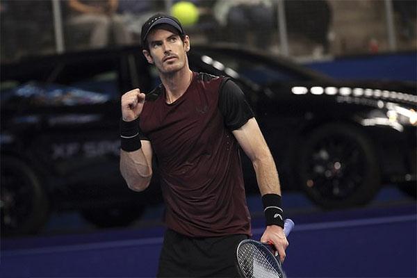 Andy Murray có danh hiệu đơn nam ATP đầu tiên từ khi phẫu thuật hông
