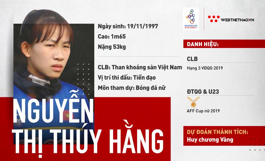 Nguyễn Thị Thúy Hằng: Quả đấm dự phòng của ĐT nữ Việt Nam