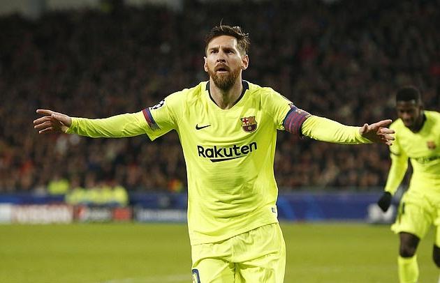 Messi được khen là sự kết hợp của Ronaldo, Iniesta và Salah