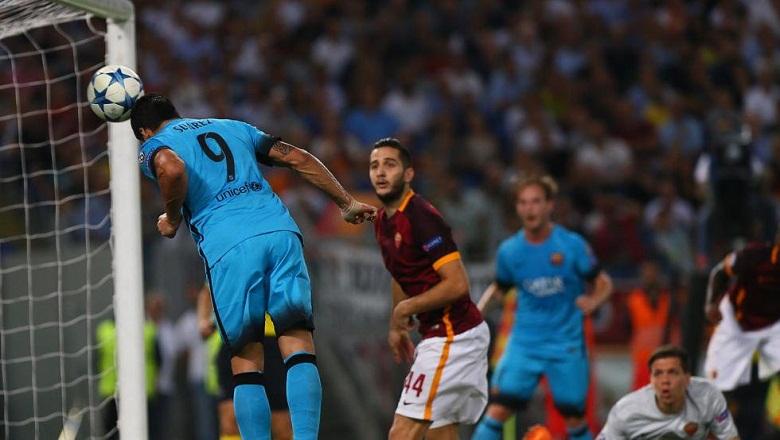 Cây đinh ba MSG của Barca khát bàn thắng sân khách ở Cúp C1