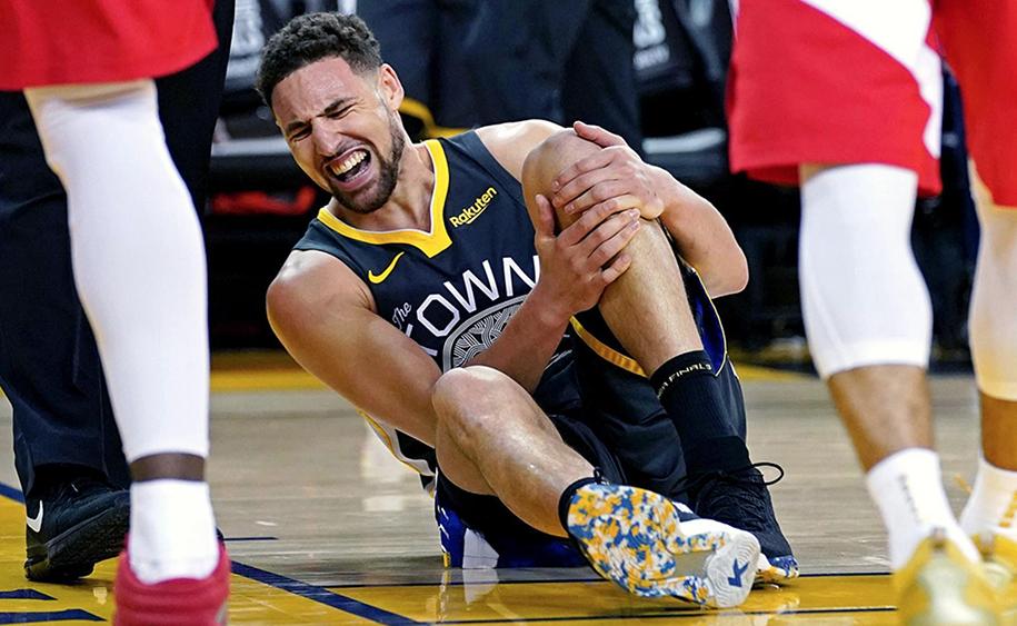 Klay Thompson sẽ phải nghỉ toàn bộ mùa giải NBA 2019-20?