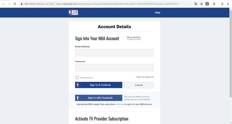 Xem trực tiếp NBA thế nào, ở đâu?