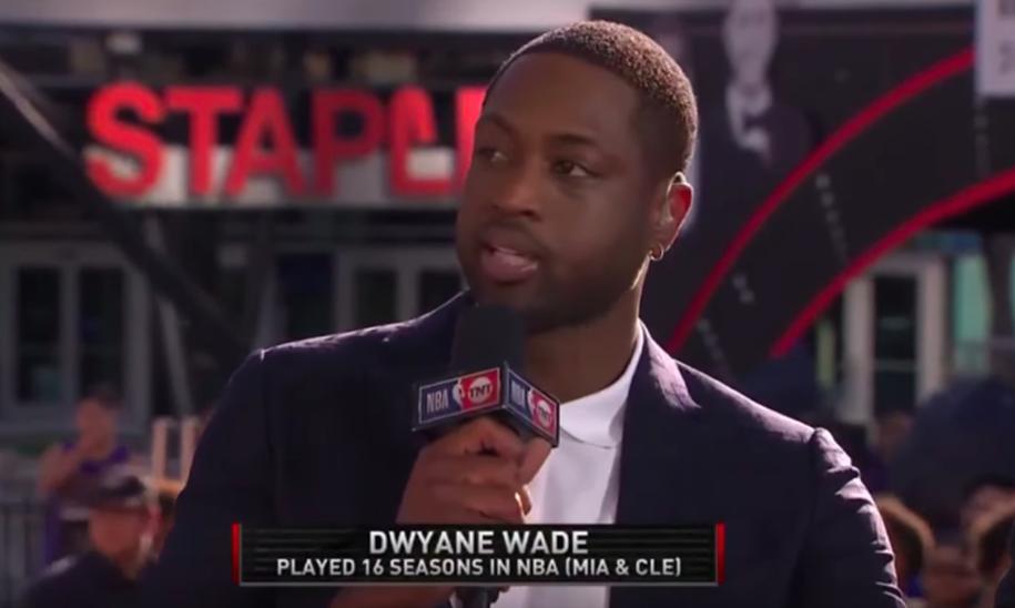 Huyền thoại Dwyane Wade tái xuất NBA với vai trò mới