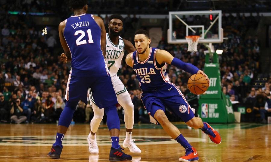 Nhận định NBA: Boston Celtics vs Philadelphia 76ers (ngày 24/10, 6h30)