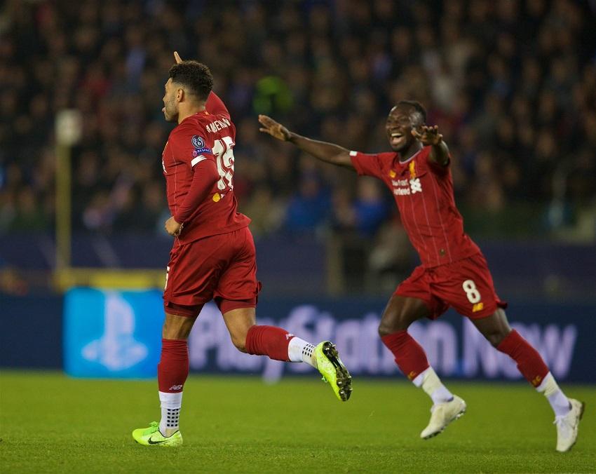Klopp đòi hỏi Oxlade-Chamberlain nhiều hơn dù là người hùng của Liverpool
