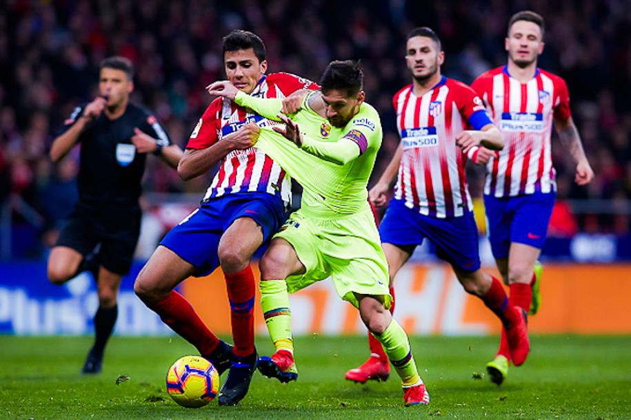 Barca đối diện lịch thi đấu ác mộng khi lùi trận gặp Real Madrid