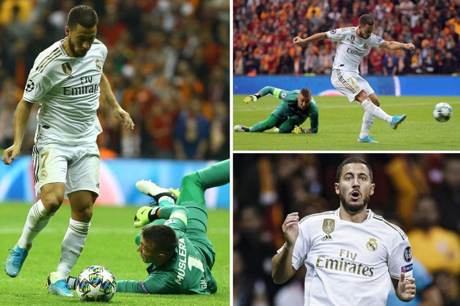 Real Madrid cần bao nhiêu cú sút để ghi được một bàn mùa này?
