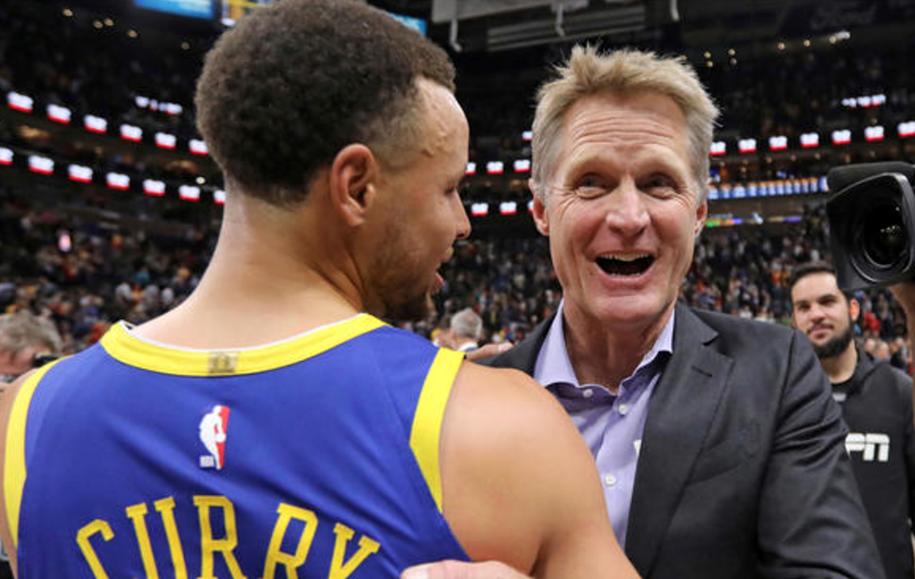 """Bị Michael Jordan """"chê chưa đủ trình"""" làm huyền thoại, Stephen Curry đáp lại ra sao?"""