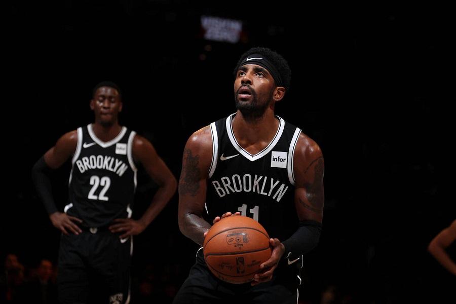 Bùng nổ với 50 điểm, Kyrie Irving vẫn không thể cứu được Brooklyn Nets
