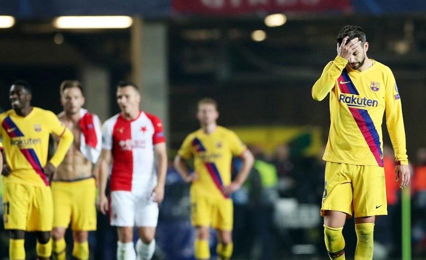 Barca và Chelsea nằm trong số những đội chạy ít nhất Cúp C1