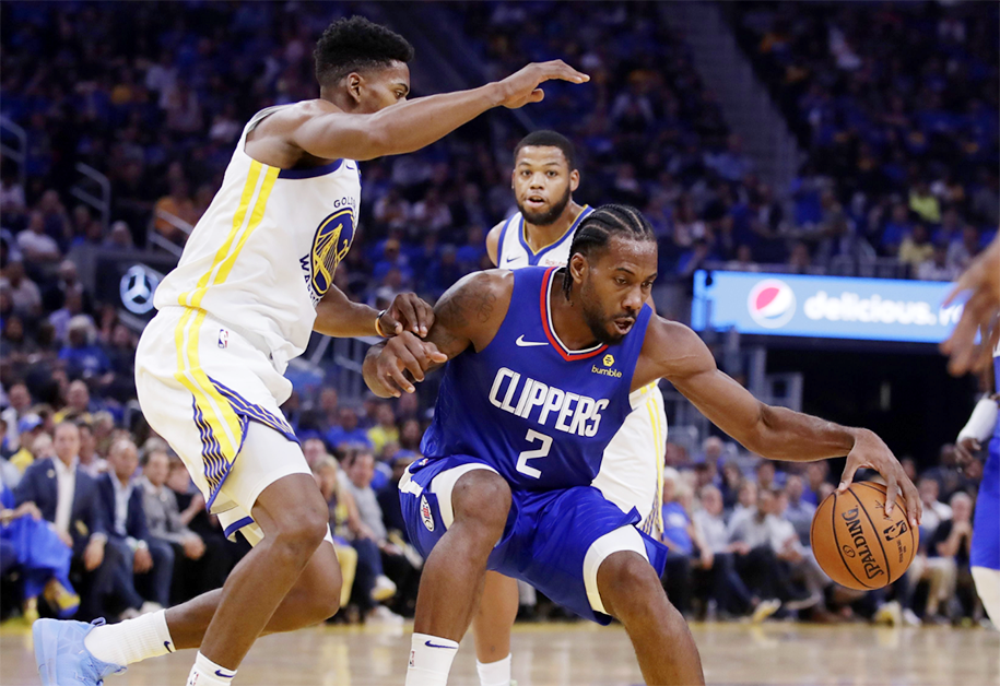 Clippers tiếp tục bay cao, Golden State Warriors bị blowout ngay ngày ra mắt