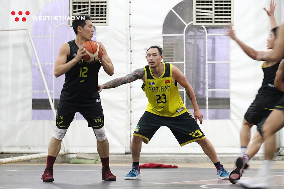 Hội đủ quân số, đội tuyển 3x3 Việt Nam bắt đầu tập luyện cho SEA Games 30