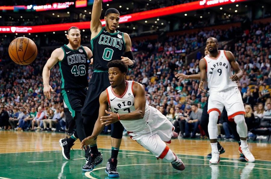 Nhận định NBA:Toronto Raptors vs Boston Celtics (ngày 26/10, 6h00)