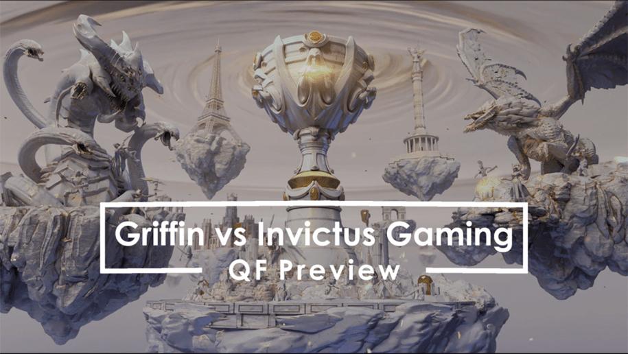 GRF vs IG (Tứ kết CKTG 2019): Những điểm nóng quyết định trận đấu