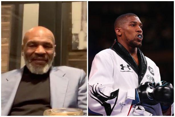 Mike Tyson: Tôi mà huấn luyện Anthony Joshua thì cậu ta sẽ rất đáng sợ