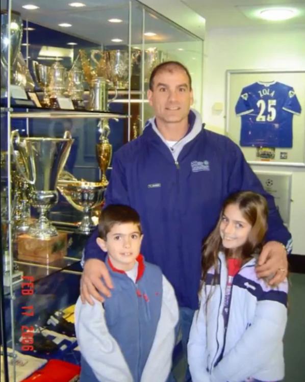 Tiết lộ hình ảnh thú vị về Pulisic đến Chelsea năm 8 tuổi