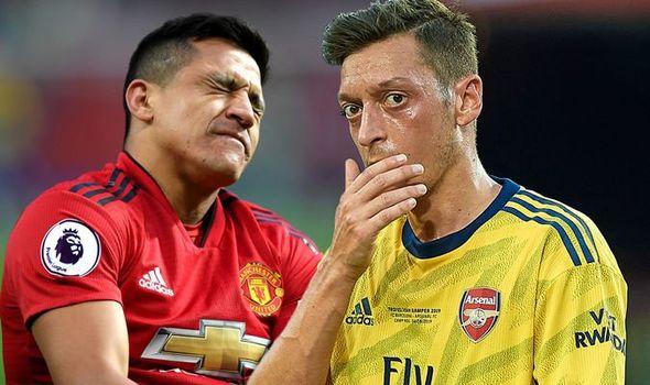 Ozil nhận lương cao khó tin cho mỗi phút thi đấu tại Arsenal