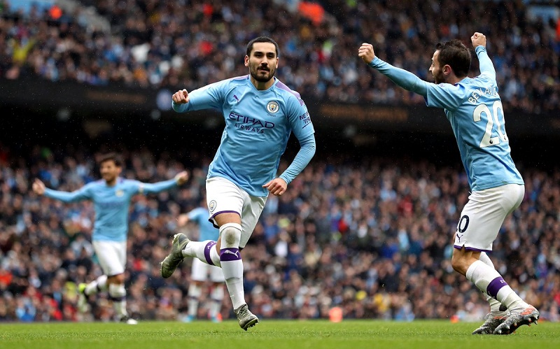 Hàng công Man City đáng sợ thế nào khi vùi dập Aston Villa?