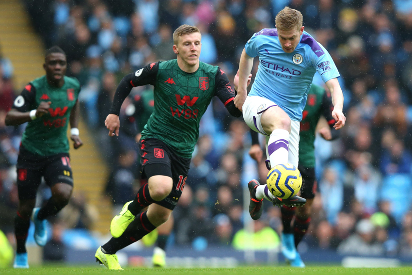 KẾT QUẢ Man City vs Aston Villa (FT: 3-0): Sao số tỏa sáng, The Citizens tiệm cận ngôi đầu