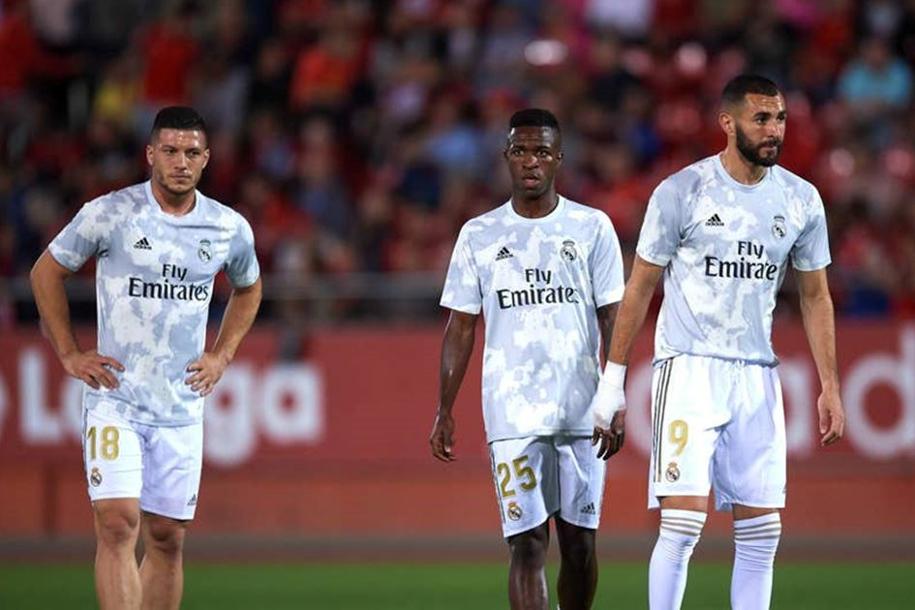 Real Madrid giảm một nửa tỷ lệ ghi bàn kể từ khi Ronaldo ra đi