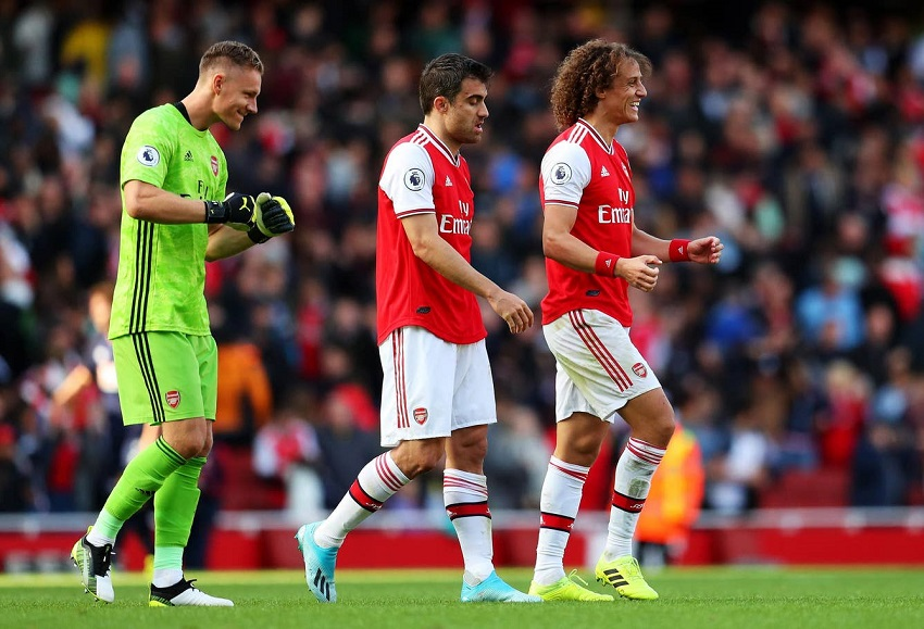 Arsenal đặt mục tiêu duy trì thành tích 17 năm trước Crystal Palace