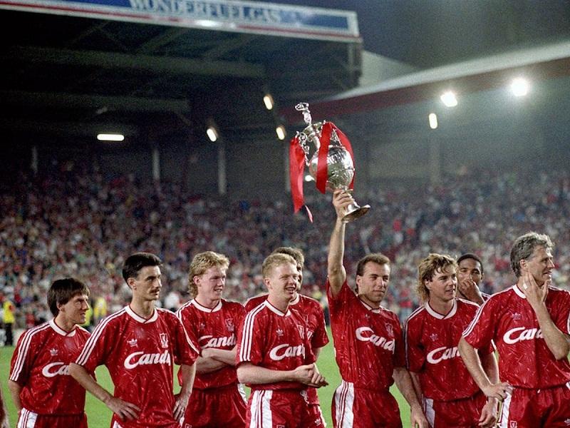 Liverpool đốt số tiền kỷ lục để tìm kiếm danh hiệu Ngoại hạng Anh đầu tiên