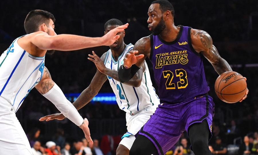 Nhận định NBA: Charlotte Hornets vs Los Angeles Lakers (ngày 28/10, 8h30)