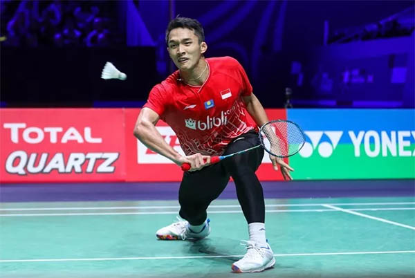 Kết quả cầu lông hôm nay 27/10: Chen Long vô địch Pháp Mở rộng 2019