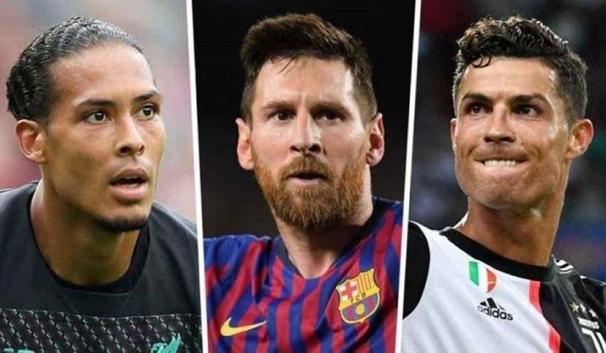Rộ tin Ronaldo vượt qua Van Dijk và Messi đoạt Quả bóng vàng