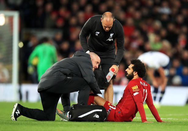 Liverpool cập nhật chấn thương của Van Dijk và Salah sau khi thắng Tottenham