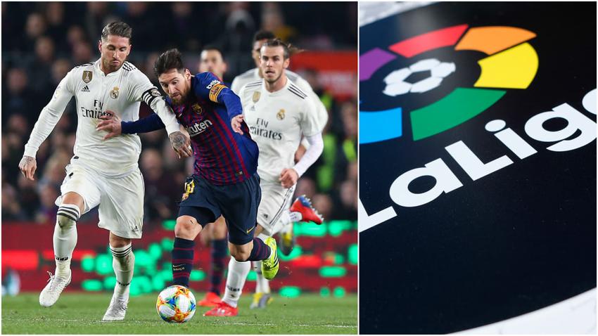 Hoãn trận Barca vs Real Madrid khiến La Liga khốc liệt hơn bao giờ hết