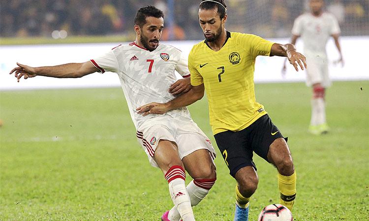 UAEđau đầu với bài toán lực lượng trước trận đấu với Việt Nam