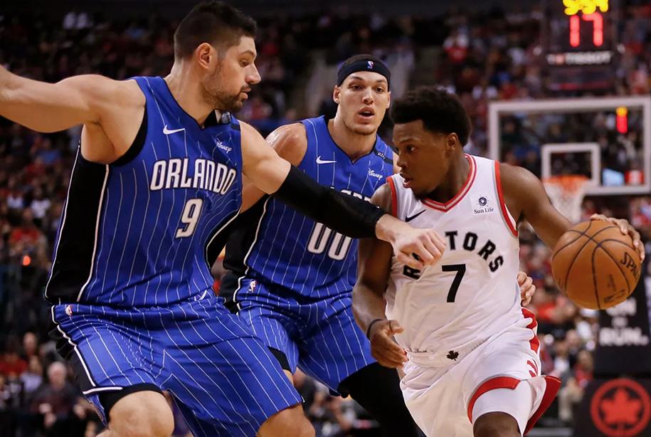 Nhận định NBA: Orlando Magic vs Toronto Raptors(ngày 29/10, 6h30)