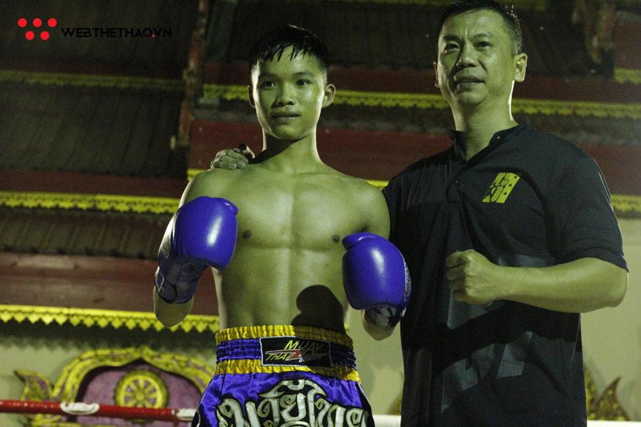 Võ sĩ Việt âm thầm thắng lớn tại đấu trường chuyên nghiệp Thái Lan