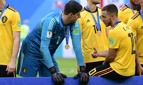 Hazard tiết lộ cuộc họp bí mật vụ chuyển nhượng từ Chelsea sang Real Madrid