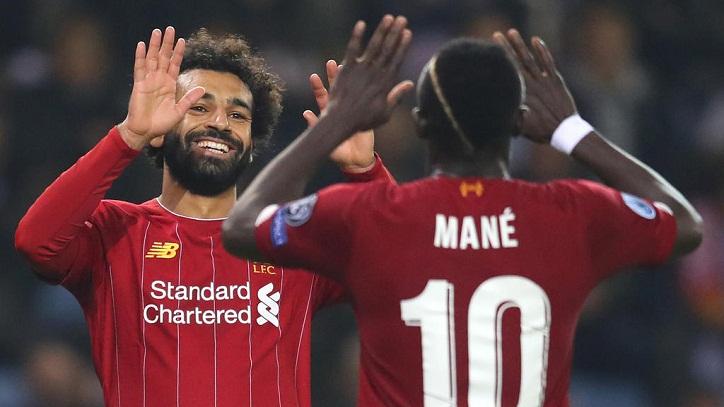 Rashford tham gia ghi bàn ở Ngoại hạng Anh ngang bằng Salah, Mane và Sterling