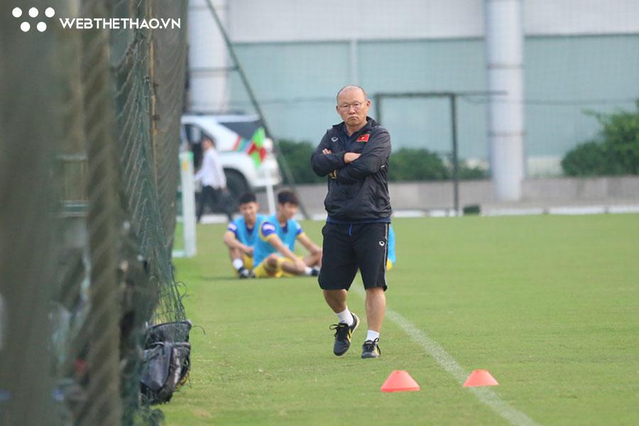 Thầy Park chỉ ra tiêu chí lựa chọn cầu thủ tham dự SEA Games 30