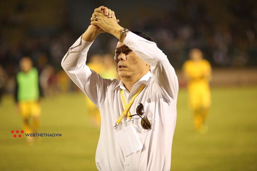 Thanh Hóa vỡ òa cảm xúc trong ngày chính thức trụ hạng V.League