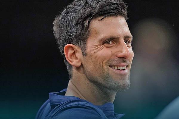 Lịch thi đấu tennis Paris Masters 2019: Djokovic gặp tiểu tướng Shapovalov ở chung kết