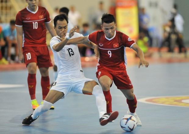 Hai tuyển thủ futsal Việt Nam được mời sang Nhật chơi bóng