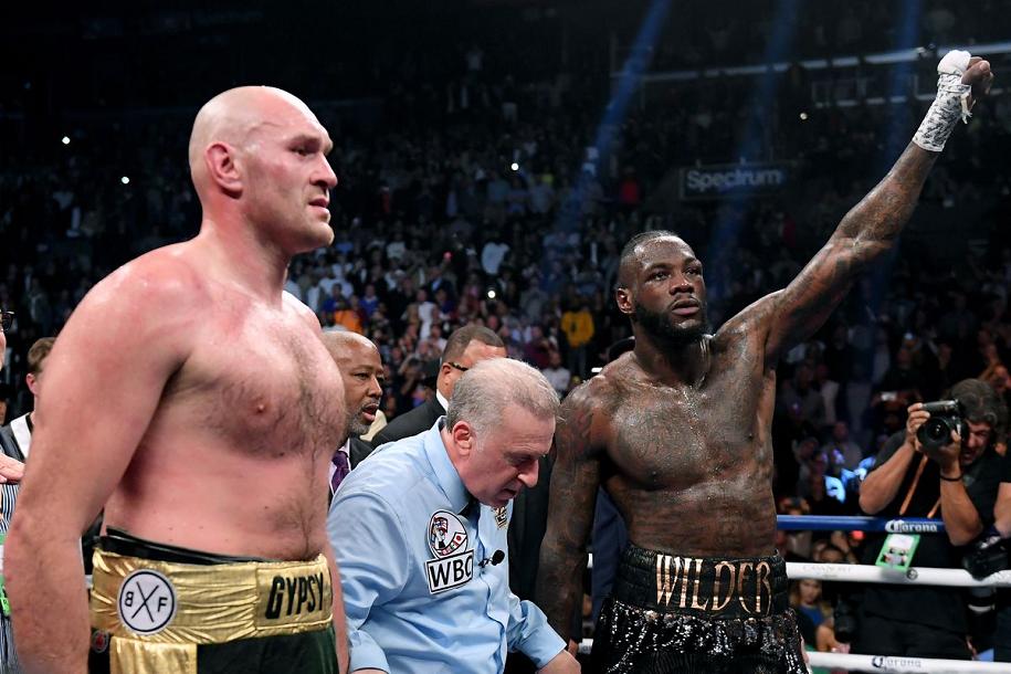 Wilder: Fury không phải nhà vô địch thật sự