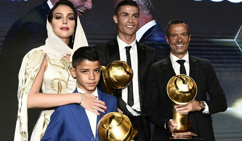 Tin bóng đá 30/10: Ronaldo, Messi và Van Dijk tranh giải Globe Soccer