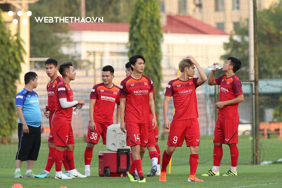 HLV Park Hang Seo đã tìm ra điểm yếu của ĐT Thái Lan