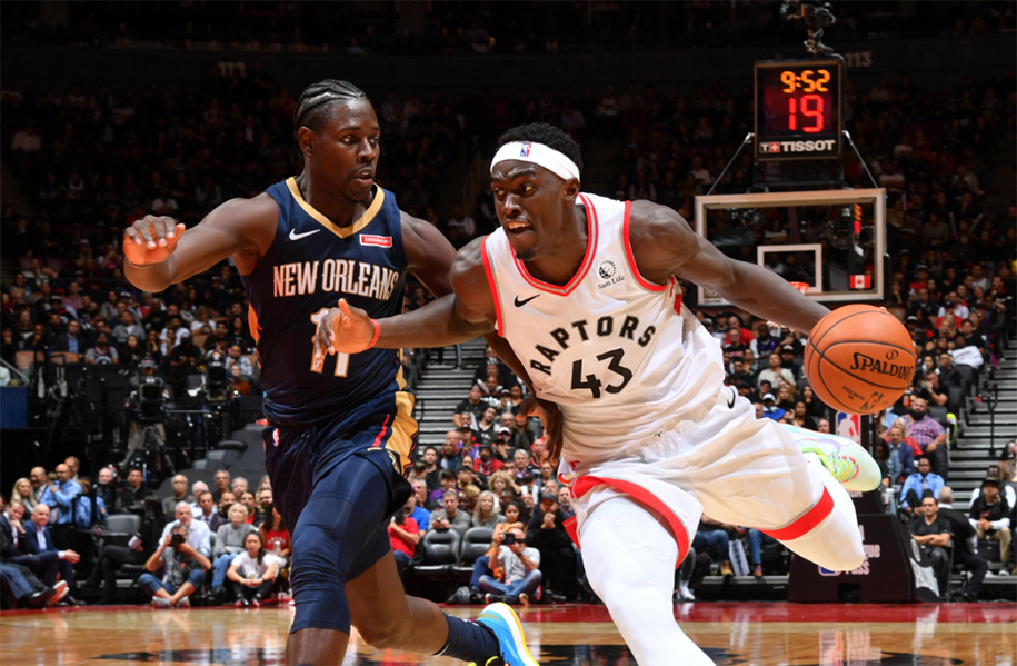 Nhận định NBA: Toronto Raptors vs Detroit Pistons (ngày 31/10, 6h30)