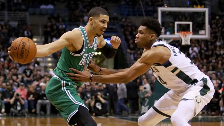 Nhận định NBA: Milwaukee Bucks vs Boston Celtics (ngày 31/10, 6h30)