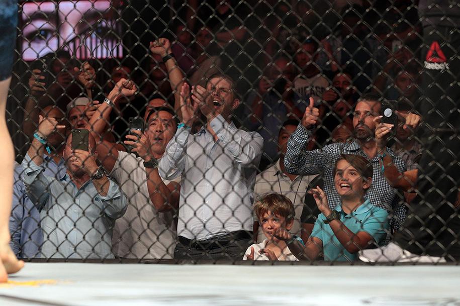 Tổng thống Donald Trump đang lên kế hoạch tham dự UFC 244?