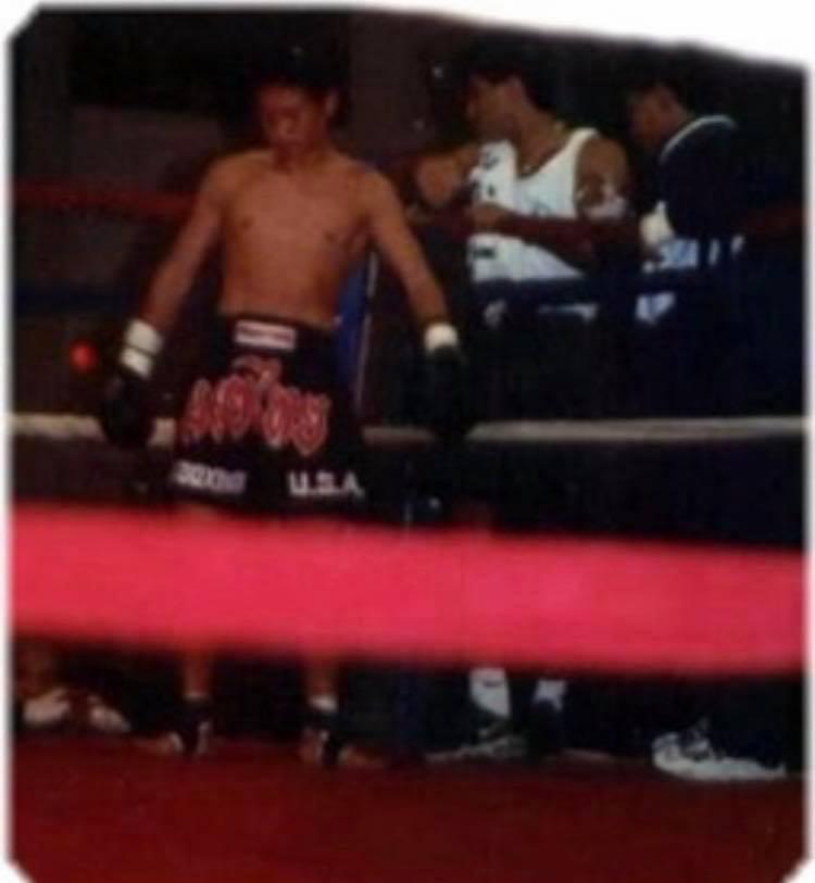 Sự thật thú vị: Tay đấm Đạt Nguyễn từng là võ sĩ Kickboxing có hạng
