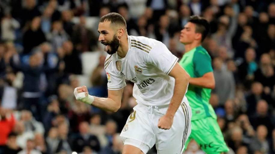 Real Madrid hủy diệt Leganes bằng cơn mưa bàn thắng