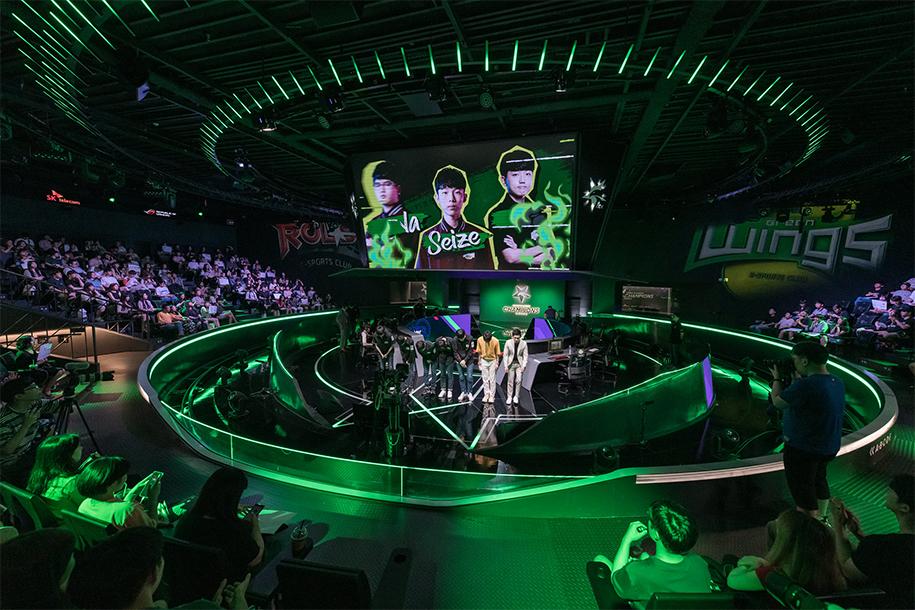 Jin Air Green Wings thay máu, chấm dứt hợp đồng với 8 thành viên