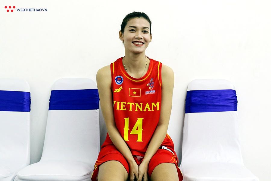 Đội tuyển bóng rổ Việt Nam công bố trang phục tại SEA Games 30